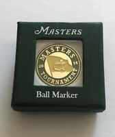 2014 Masters golf ball marker bubba watson wins augusta national pga
