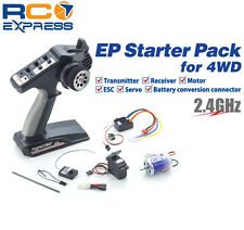 Kyosho EP Starter Pack (4WD) KYO82140B