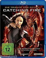 Die Tribute von Panem - Teil: 2 - Catching Fire [Blu-ray](NEU/OVP) Jennifer Lawr