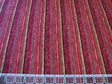 3 Yards Quilt Cotton Flannel Fabric- Benartex Halvorsen Holiday Flannel Stripe R