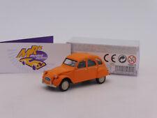 """Norev 150511 # Citroen 2CV Baujahr 1979 in """" orange """" 1:43 NEUHEIT !!"""