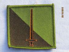 42th North Western Brigade, TRF, Stoffabzeichen,Patch,#1