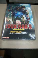 Dragon Models 1/9 Iron Man 3 Mark Xlii Battle Damaged Version Model Kit