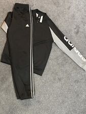 Adidas Boys Tracksuit Age 13-14 (excellent Condition)