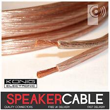 KÖNIG 2.5mm² OFC Studio Grade LoudSpeaker Cable Oxygen Free Copper 14AWG KONIG