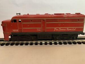 LIONEL Texas Special Alco 1055 A unit - 1959