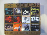 Lee Morgan The Complete Recordings: 1956-1962 (12 albums on 6 CD boxed set)