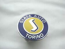 Siata auto torino emblema 50mm Fiat 850 SIATA SPRING
