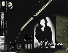 JOE SATRIANI - I believe CD SINGLE 3TR Blues Rock 1990 Germany
