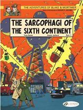 Blake & Mortimer Vol.9: The Sarcophagi of the Sixth Continent - Part 1 (Adventur