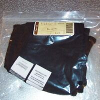 Longaberger Black ENVELOPE Basket Liner ~ Brand New in Original Bag!