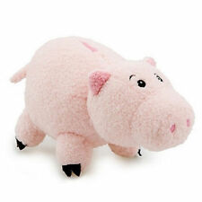 Disney Exclusive Toy Story Hamm Ham Hammy the Piggy Bank Pig Plush Toy Doll 4 In
