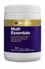 Bioceuticals Multi Essentials 90 Tablets RRP $54.95 FREE POSTAGE!
