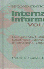 International Information: Volume Two, Documents, Publications, and Electronic I
