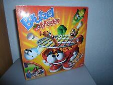 Brutzel Meister - Ein Spiel auf heißen Kohlen - Geschicklichkeitsspiel