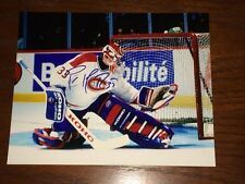 Patrick Roy Signed Canadiens 8x10 Photo - PSA Guarantee