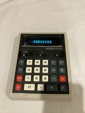 Vintage CASIO calculator 801-MR 801MR Casio Computer Co. Ltd.