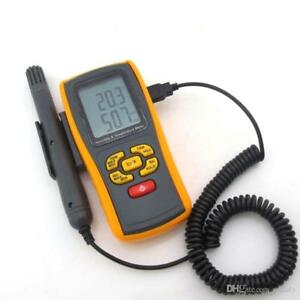 Antex Humidity & Temperature Meter Hygrometer LCD Thermometer (W1092)
