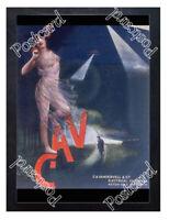 Historic Vandervell Electrical Engineers Advertising Postcard