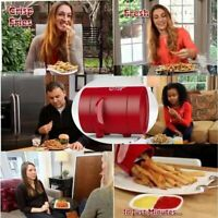 DIY Easy Fries Potatoes Maker Potato slicers French Fries Maker Cutter Red ~@~