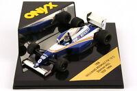 1:43 Williams Renault FW 15 C Formel 1 1994 elf Nr.0 Damon Hill Test Car - Onyx