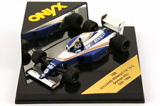 1:43 Williams Renault FW 15 C Formel 1 1994 elf Nr.0 Damon Hill Test Car - Onyx