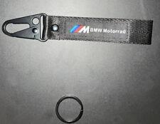 BMW Motorrad lanyard Keychain Black Motorcycle