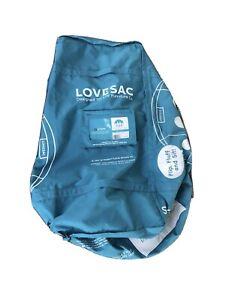 Lovesac Big One Bean Bag Duffle Bag
