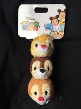 Disney Store Japan:  Clarice Chip Dale Tsum Tsum Keychain Plush (G3)
