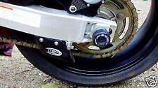 SUZUKI GSX-R750 K1 - K5 2001 - 2005 R&G Racing swingarm protectors SP0001BK
