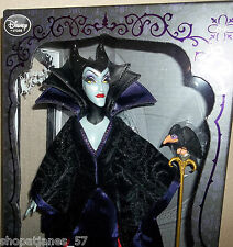 "NEW Disney Store MALEFICENT Limited Edition LE 4000 -17"" H ~ BNIB Fast Shipper!"