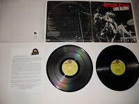 Grand Funk Live Album Green Label VG Analog 1st Press Ultrasonic CLEAN