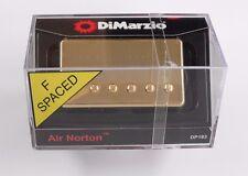 DiMarzio F-Spaced Air Norton Humbucker W/Gold Cover DP 193