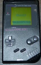 Nintendo Game Boy Black Edition Working 80's