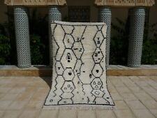 Marokkanischer Berber-Teppich Azilal Weicher Wollteppich AUTHENTIC AZILAL CARPET