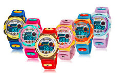 OHSEN Children Boys Girls Light Alarm Date Digital Quartz Sport Wrist Watch Gift