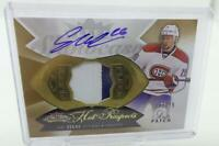 2014-15 Fleer Showcase Jiri Sekac Rookie Patch Auto 199 /375