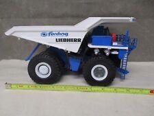 "Conrad T264 Liebherr ""Fording Coal Limited"" Mining Truck custom paint 1:50"