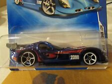 Hot Wheels Panoz GTR-1 Hot Wheels Racing Blue w/White wheels!