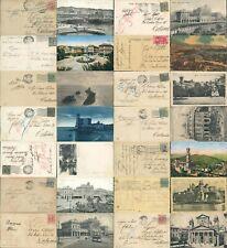 Lotto 14 cartoline di Genova primi 900