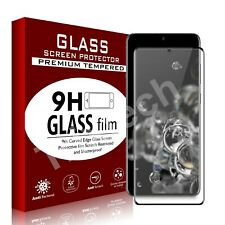 10D Samsung Galaxy S20 Plus Ultra S20 FE Full Tempered Glass Screen Protector