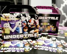 UNDERTALE Party Balloon supplies Decoration GAME cake topper cupcake BIRTHDAY