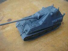 PzKpfw V Zerstorer  1/72 resin model tank (Tier 8 Tank Destroyer, WoT)