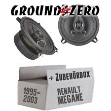 KICKER Front Voiture Haut-parleurs Set pour Renault Megane 1-1995-2003