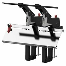 Galaxy Hu-go 180 Twin Head Booklet Maker / Stapler With Clamp Saddle Staple