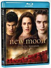 NEW BLU RAY - TWILIGHT - NEW MOON -  Kristen Stewart, Robert Pattinson,