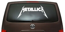 Metallica - Aufkleber, Sticker - 100 cm, BIG