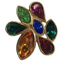 Pin's YVES SAINT LAURENT multicolore