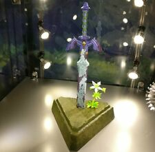 LEGEND of ZELDA: Breath of The Wild - Master Sword of Resurrection Statue - NEW