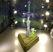 Legend of Zelda: Breath of the Wild-Maître épée de résurrection statue-Neuf
